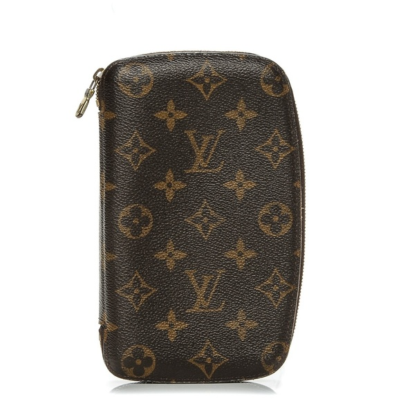 4b669fc42488 Louis Vuitton Handbags - Authentic LV Geode Zippy Agenda wallet organizer